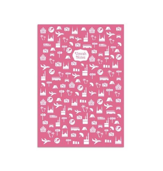 画像1: ウムラ・ノートブック Umrah Notebook (1)