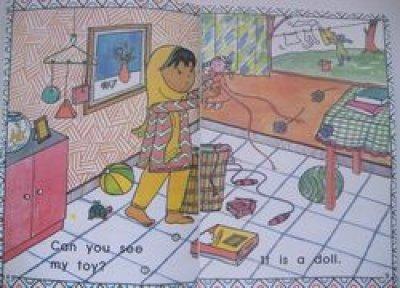 画像3: Eemaan Reading Series(K1) 4歳児向け