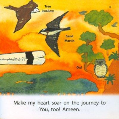 画像2: Allah Made Them All : Birds とり 【日本語訳あり】